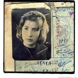 Irandokht, born in 1942 (96)