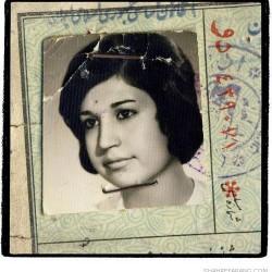 Irandokht, born in 1942 (98)
