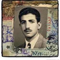 Iranian men, born in 1942