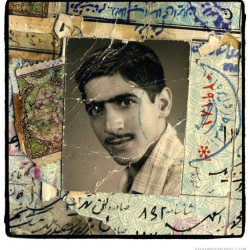 Iranian men, born in 1942 (5)