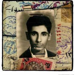 Iranian men, born in 1942 (6)