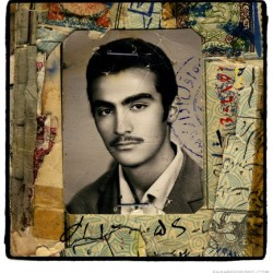 Iranian men, born in 1942 (8)