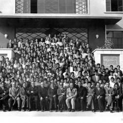 Andisheh School, 1959-1960