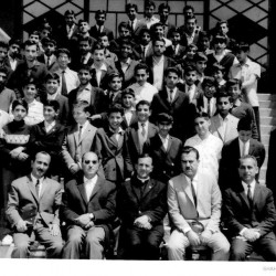 Andisheh School, 1963