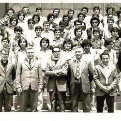 Andisheh School, 1972-1973