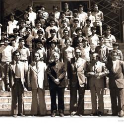 Andisheh School, 1979