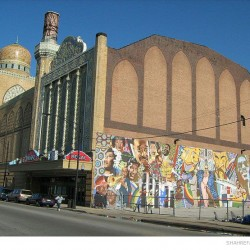 Avalon Theatre, a Persian Palace in Chicago