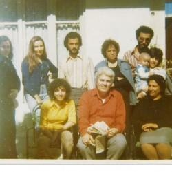 Sari, The Boqrat residence. October 1973.
