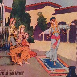 «باغ ایرانی»، کمدی موزیکال تک پرده ای (۱۹۱۲) از ادگار آلن ولف