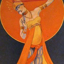 ترانه «معشوق ایرانی من» (دهه ی ۱۹۱۰ یا ۱۹۲۰)