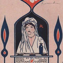 ترانه «مروارید ایرانی من» (۱۹۱۸) از جان کوپر