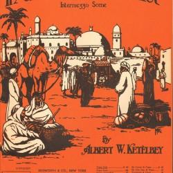 در بازار ایرانی (۱۹۲۰) از آلبرت کتلبی