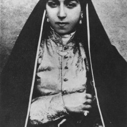 پرتره ملوک شیرازی