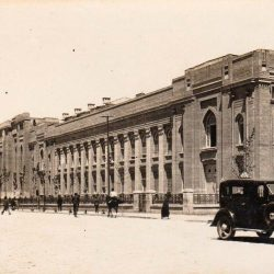 Iran Ministry of Post and Telegraph, the 1930s
